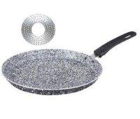 Сковорода Блинная Гранитное покрытие - 22 см. Edenberg EB-3398