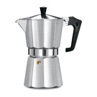 Гейзерная кофеварка на 3 чашки (Эспрессо) - EB-3781