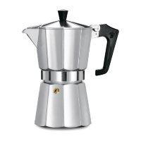 Гейзерная кофеварка на 9 чашек (Эспрессо) - EB-3783