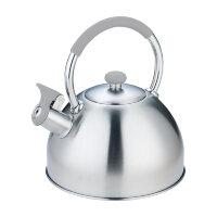 Чайник (нержавейка) 2,5л со свистком - Maestro - MR-1323