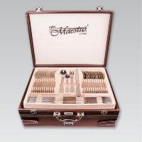 Набор столовых приборов / Фраже 72 предмета в чемодане Maestro MR-1519-72