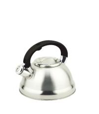 Чайник (нержавейка) 3л со свистком - Edenberg - EB-3539